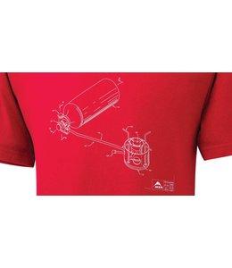 MSR Men's Model 9 Stove T-Shirt