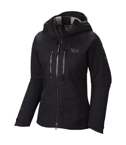 Mountain Hardwear Women's Alchemy Hooded Jacket