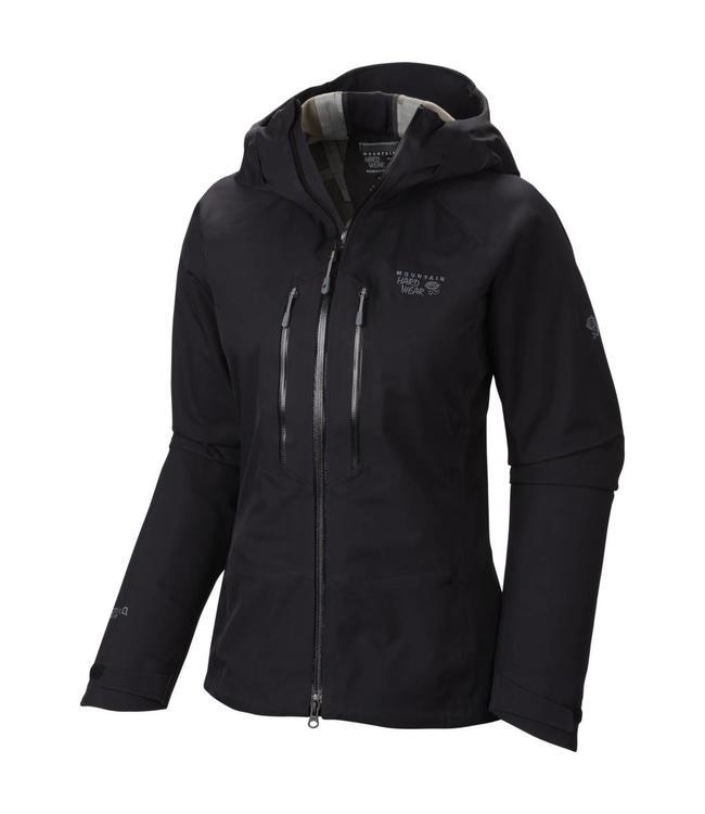 Mountain Hardwear Women's Alchemy Hooded Jacket