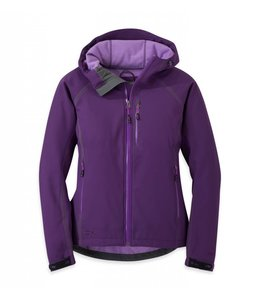 Outdoor Research Women's Mithril Jacket-Elderberry- S