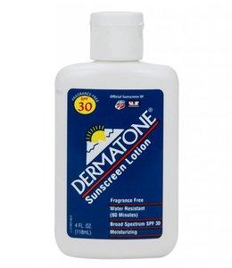 Dermatone Sunscreen Bottle SPF 30 4.0 oz