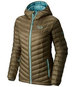 Mountain Hardwear Women's Nitrous Hooded Down Jacket