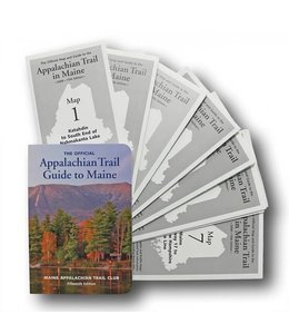 Appalachian Trail Conservancy Appalachian Trail Guide to Maine