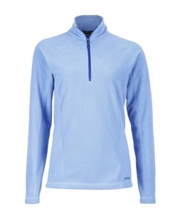 Marmot Women's Rocklin 1/2 Zip- Dew Drop- XL