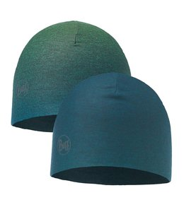 Buff Mircofiber Reversible Hat