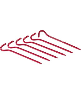 MSR Hook Stakes Bulk Red