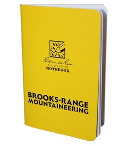 Brooks Range Field Book #311