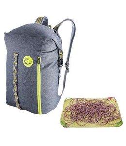 Edelrid City Hauler 30 Rope Bag Slate