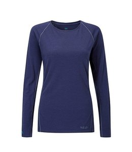 Rab Women's Merino+ 120 Long Sleeve Tee