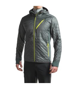 Icebreaker Men's MERINOLOFT Helix Long Sleeve Full Zip Jacket