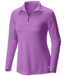 Mountain Hardwear Women's Wicked Long Sleeve Zip T