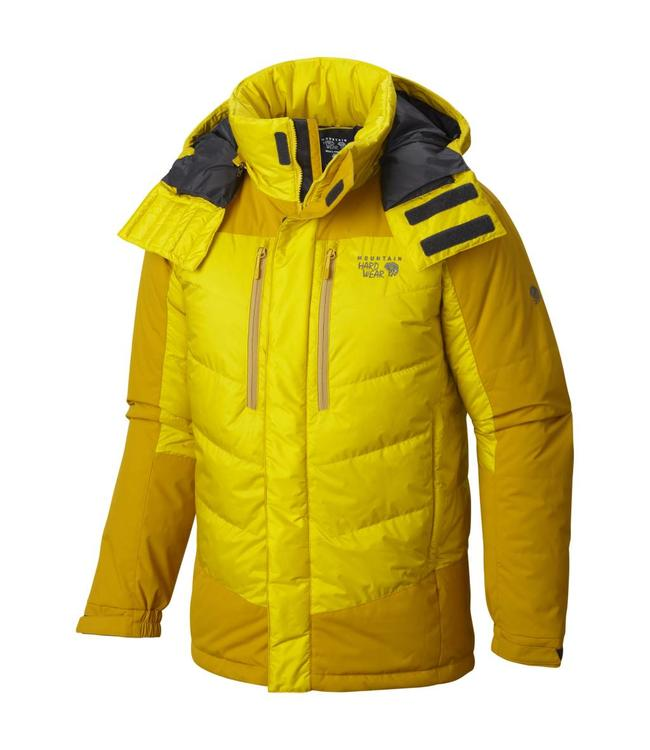 Mountain Hardwear Men's Glacier Guide Down Parka