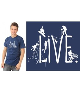 Mount Inspiration LIVE T-Shirt