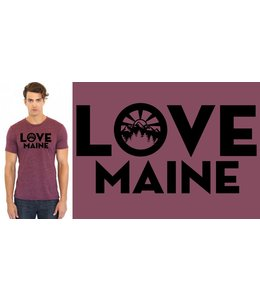 Mount Inspiration Love Maine T-Shirt