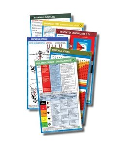 Brooks Range Ski Mountaineering Guide Card Set
