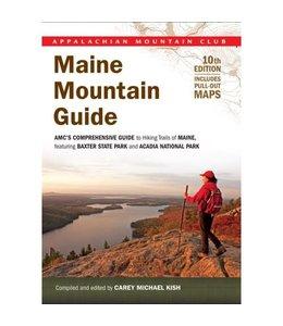 Appalachian Mountain Club Maine Mountain Guide, 10th Edition
