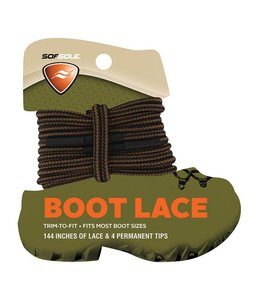Sof Sole Boot Laces Waxed 144