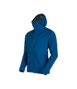Mammut Men's Ultimate Alpine SO Hooded Jacket