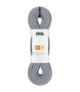 Petzl Volta 9.2mm Climbing Rope Dry, Black, 50M