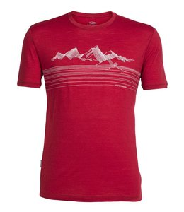Icebreaker Men's Tech Lite Short Sleeve Approach