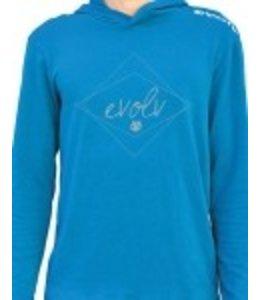 Evolv Women's Logo Diamond Hoodie