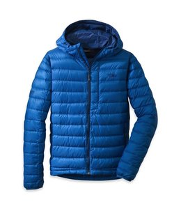 Outdoor Research Men's Transcendent Down Hoody - F2015 Closeout