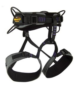 Misty Mountain Women's Cadillac Quick Adjust Climbing Harness