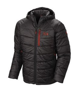 Mountain Hardwear Men's Super Compressor Hooded Jacket