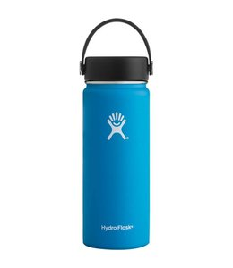 Hydro Flask 18 oz Wide Mouth Water Bottle w/ Flex Cap