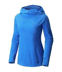 Mountain Hardwear Women's Microchill Lite Pullover Hoody