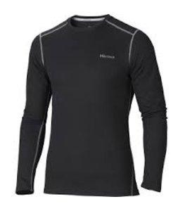Marmot Men's ThermalClime Sport Long Sleeve Crew Shirt