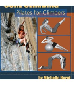 Sharp End Publishing Core Climbing, Pilates for Climbers