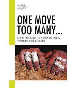 One Move Too Many: How to Understand the Injuries and Overuse Syndromes of Rock Climbing