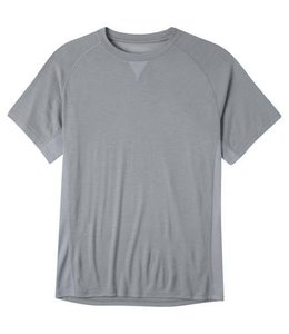 Mountain Khakis Men's Rendezvous Micro Short Sleeve Crew