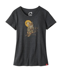 Mountain Khakis Women's Owl and Moon T-Shirt