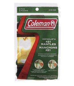 Coleman Insta-Clip Mantles #21, 2 Pack