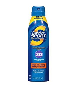 Coppertone Sport C-Spray SPF 30