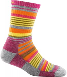 Darn Tough Kid's Sierra Stripe Micro Crew Light Cushion Sock