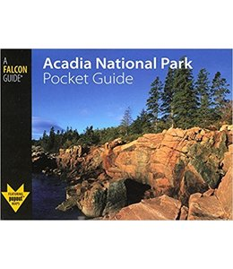 Falcon Guide Acadia National Park Pocket Guide