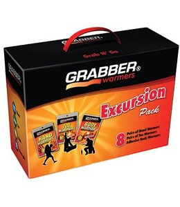 Grabber Excursion Multi-Pack