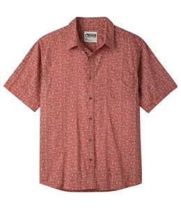 Mountain Khakis Men's Outdoorist Signature Print Shirt