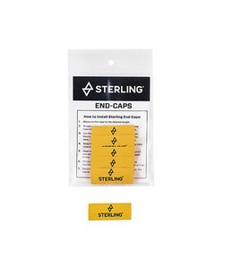Sterling Rope End Labels 5-8mm