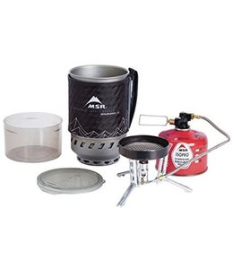 MSR WindBurner Duo System Black 1.8 LTR