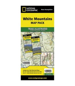 National Geographic WHITE MOUNTAIN NF MAP PACK