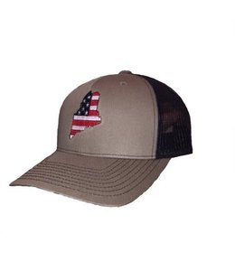 Foster Fits Maine Trucker Hat