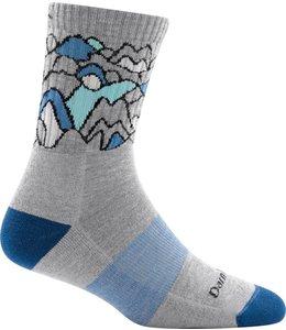 Darn Tough Women's Coolmax Zuni Micro Crew Cushion Sock
