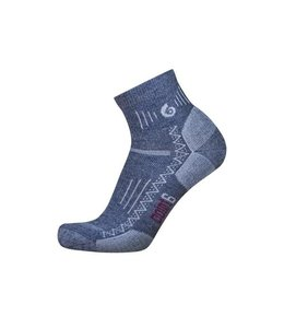 Point 6 Hiking Tech, Medium Cushion, Mini Crew Sock