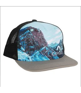 Cirque Artist Series - Rachel Pohl - Winter Dance Trucker Hat