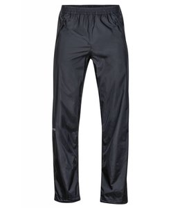 Marmot Men's PreCip Full Zip Pants Black S Regular