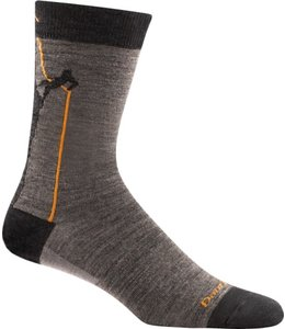 Darn Tough Men's Climber Guy Crew Light Sock